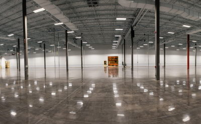 An Overview of the Process for Polishing Concrete Floors