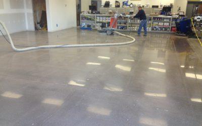 4 Things That Happen When You Polish Concrete
