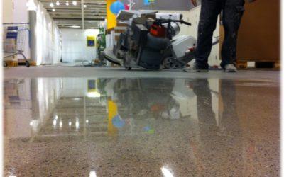 Advantages of Water Based Concrete Pore Filler
