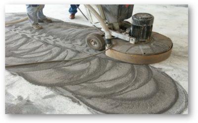 5 Benefits of Diamond Tools When Polishing Concrete